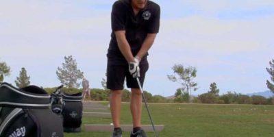 Actualmente compite en torneos de golf, sus ganancias son donadas a organizaciones de caridad Foto:Oxymoron Entertainment