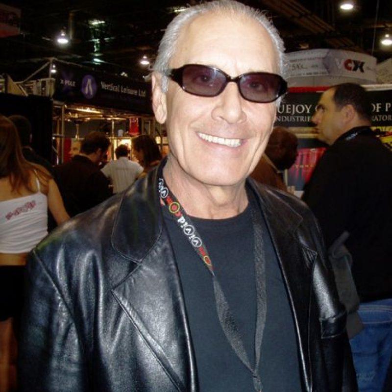 Murió de un ataque al corazón en 2010 Foto:Wikipedia