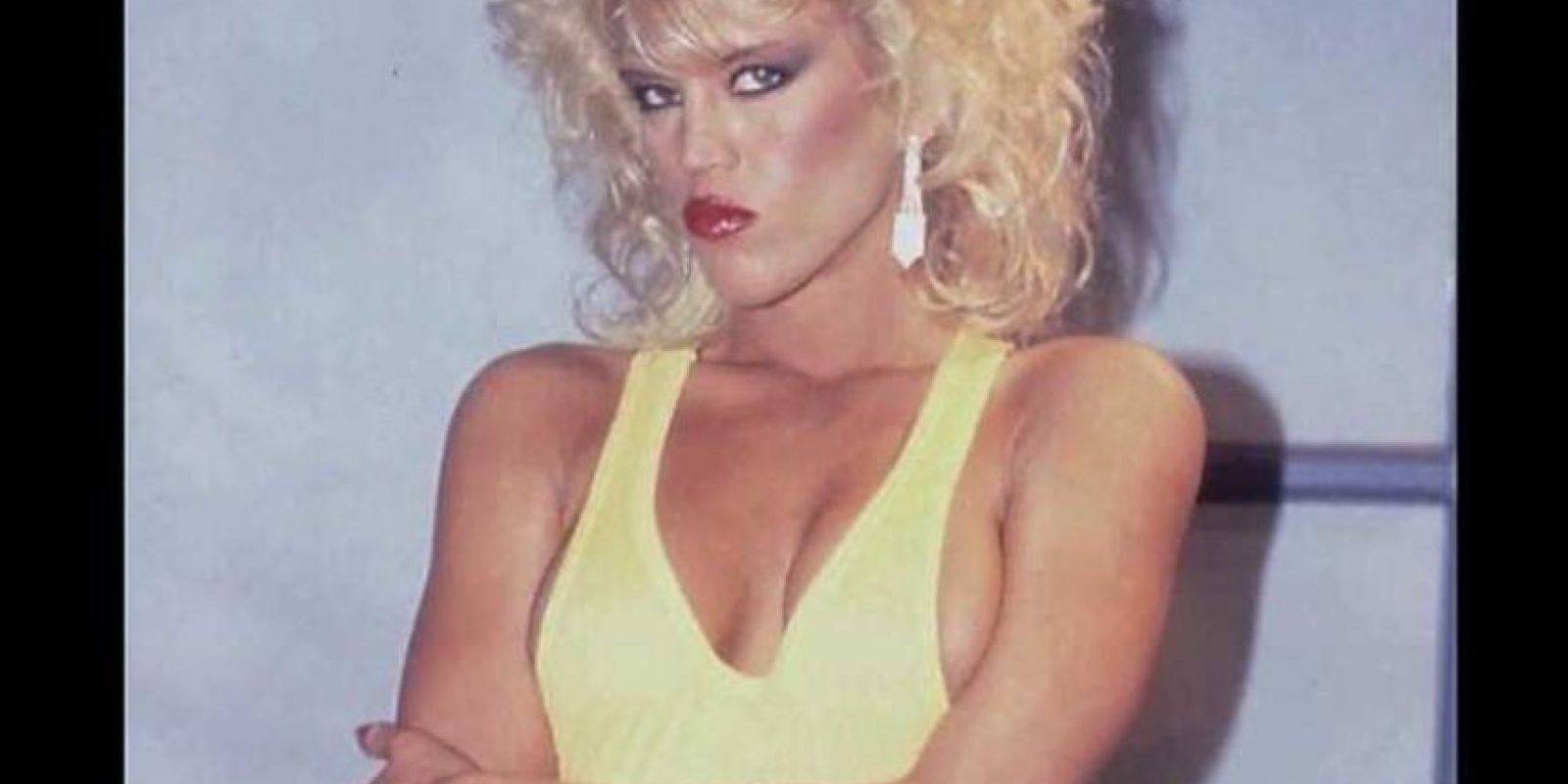 Amber Lynn estuvo activa en la industria durante 17 años Foto: Oxymoron Entertainment