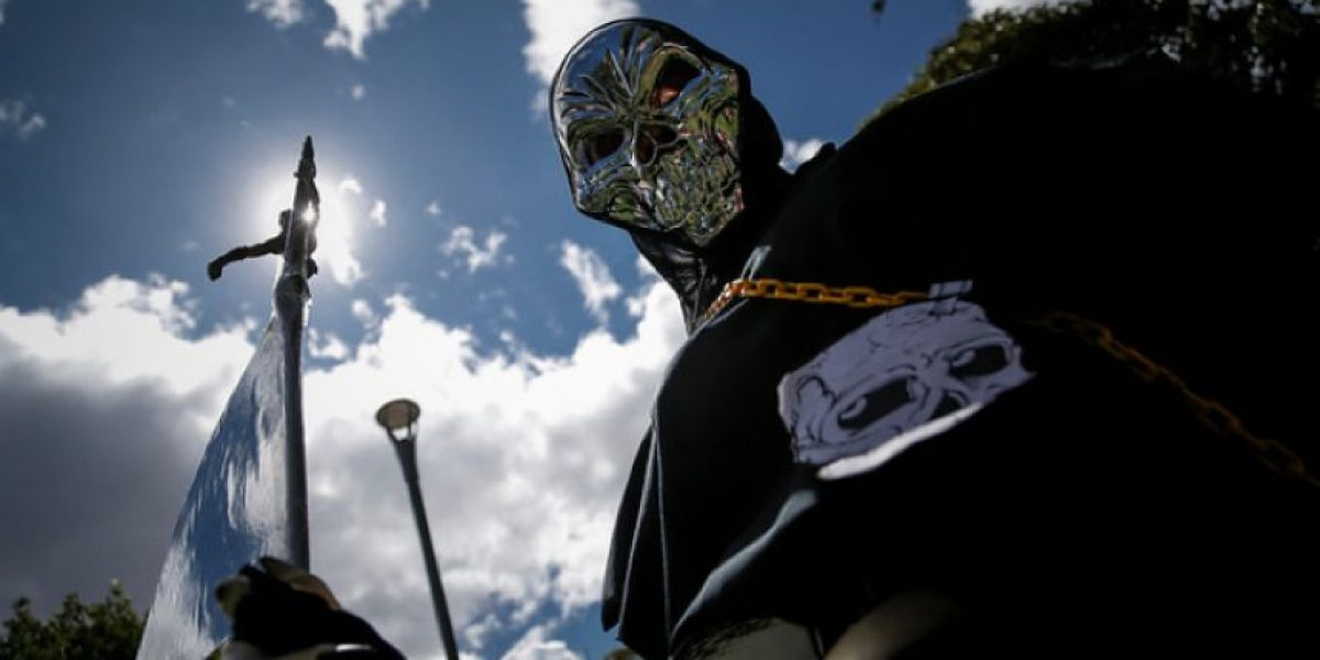 Bogotá: Una ciudad que da miedo y más por estos días