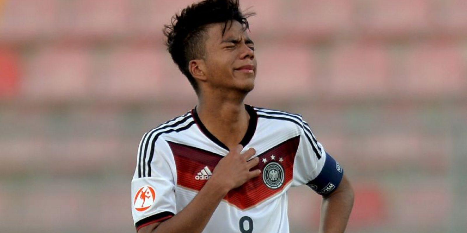 40. Benjamin Hendrichs. Fue nombrado uno de los 10 mejores jugadores menores de 17 años de la UEFA Foto:Getty