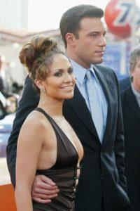 En 2002, la actriz y cantante inició una relación con Affleck, su romance duró dos años. Foto:Getty Images