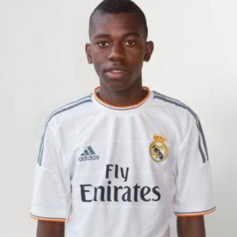 45. Pedro Paulo Kasanzi. Con 12 años, el joven formado en las filas del Real Madrid, es el más pequeño de la lista Foto:Twitter: @CanteraRMCF