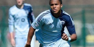 39. Erik Palmer-Brown. Tiene 17 años, juega en el Sporting Kansas de la MLS, pero Juventus se ha acercado a él, para hacerse con sus servicios Foto:Getty