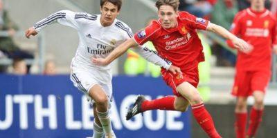 42. Harry Wilson (derecha). El extremo del Liverpool es comparado con Gareth Bale Foto:Getty
