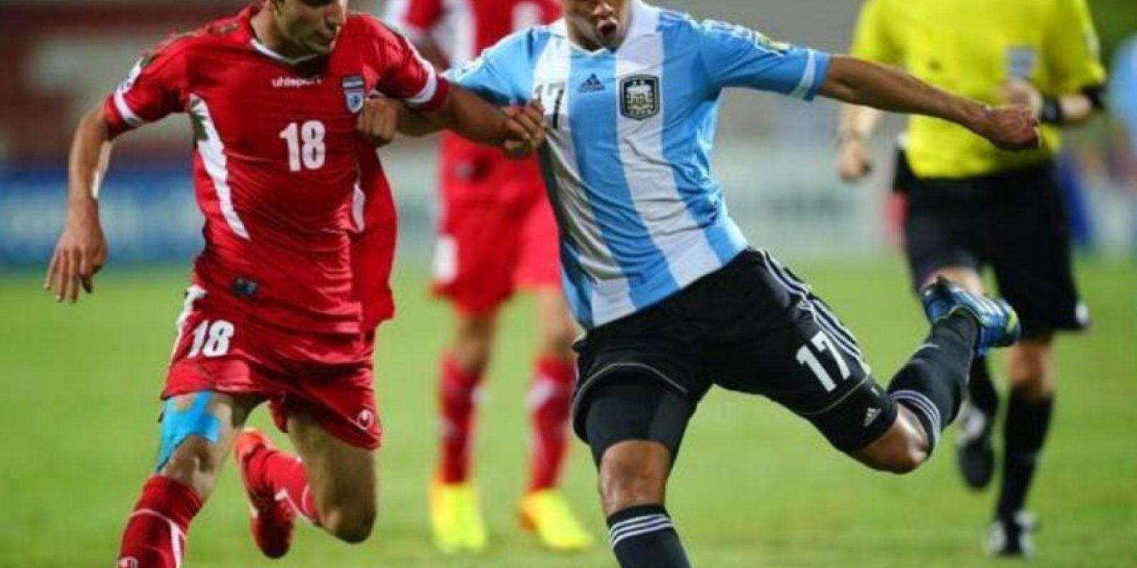 47. Joaquín Ibáñez. El defensa del Lanús también cuenta con olfato goleador, algo que demostró en el Mundial Sub-17 al marcar cuatro dianas Foto:Getty