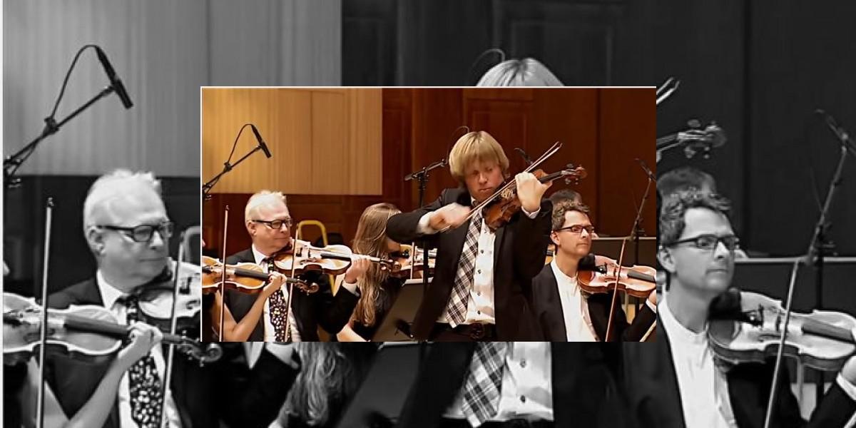 Video: Orquesta toca y come ají al tiempo