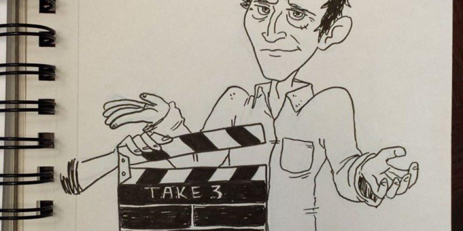 "(La palabra ""taken"" cambia por ""take"", que significa ""toma""): ""Liam Neeson protagoniza esta película inspirada en 'Groundhog Day', que trata sobre un artista que estelariza una serie de películas de acción practicamente idénticas. ¿Cuántas tomas antes de terminar de grabar?"". Foto:AustinDLight vía Imgur"