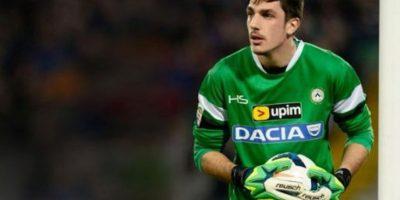 """35. Simone Scuffet. El arquero del Udinese de Italia es llamdo el """"siguiente Buffon"""" Foto:Getty"""