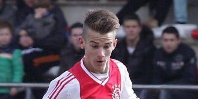 46. Vaclav Cerny. Tiene 17 años, es checo y juega en el Ajax de Holanda Foto:Getty