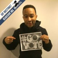 John Legend Foto: Facebook Headcount