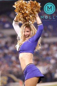 Ella es Molly Shattuck Foto:Vía MollyShattuck.com