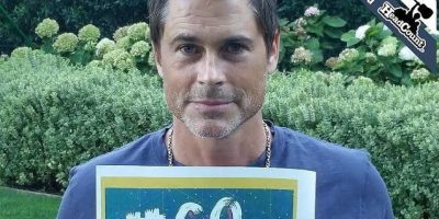 Rob Lowe Foto: Facebook Headcount
