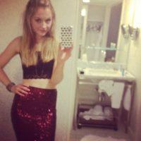 Kinney tenia un Blog, donde comentaba sus experiencias en Hollywood Foto:Instagram @nikkilundofficial