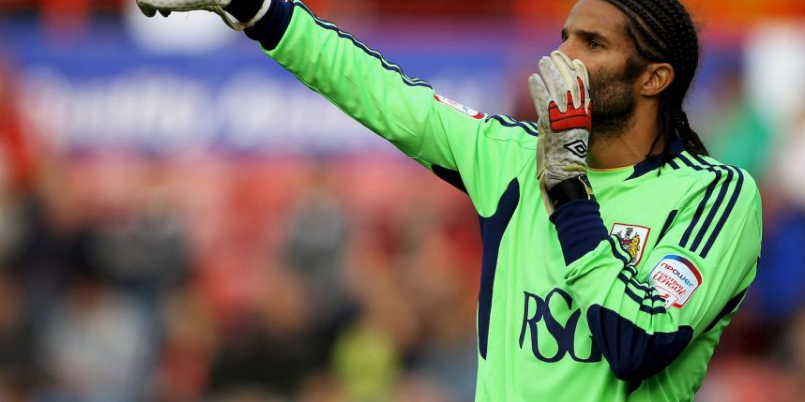Se trata de David James Foto: Getty