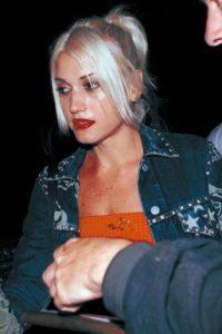 """Gwen Stefani se veía así en No Doubt, en las épocas de """"Rock Steady"""" (2001) Foto:Getty Images"""