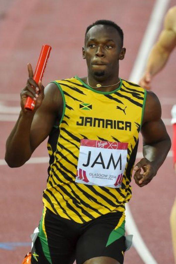 A los 28 años, el jamiacano es el hombre más rápido del mundo Foto:Getty