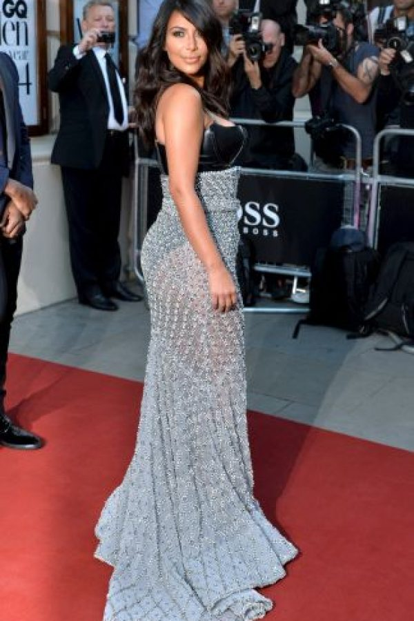 Kardashian comenzó a figurar en octubre de 2007 Foto:Getty Images