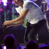 Chris Martin sigue vigente con Coldplay Foto:Getty Images