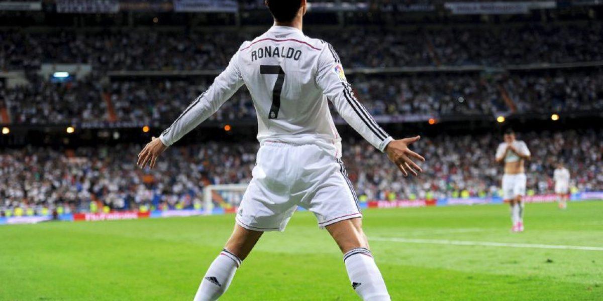 Así fueron los 31 goles que le dieron la Bota de Oro a Cristiano Ronaldo