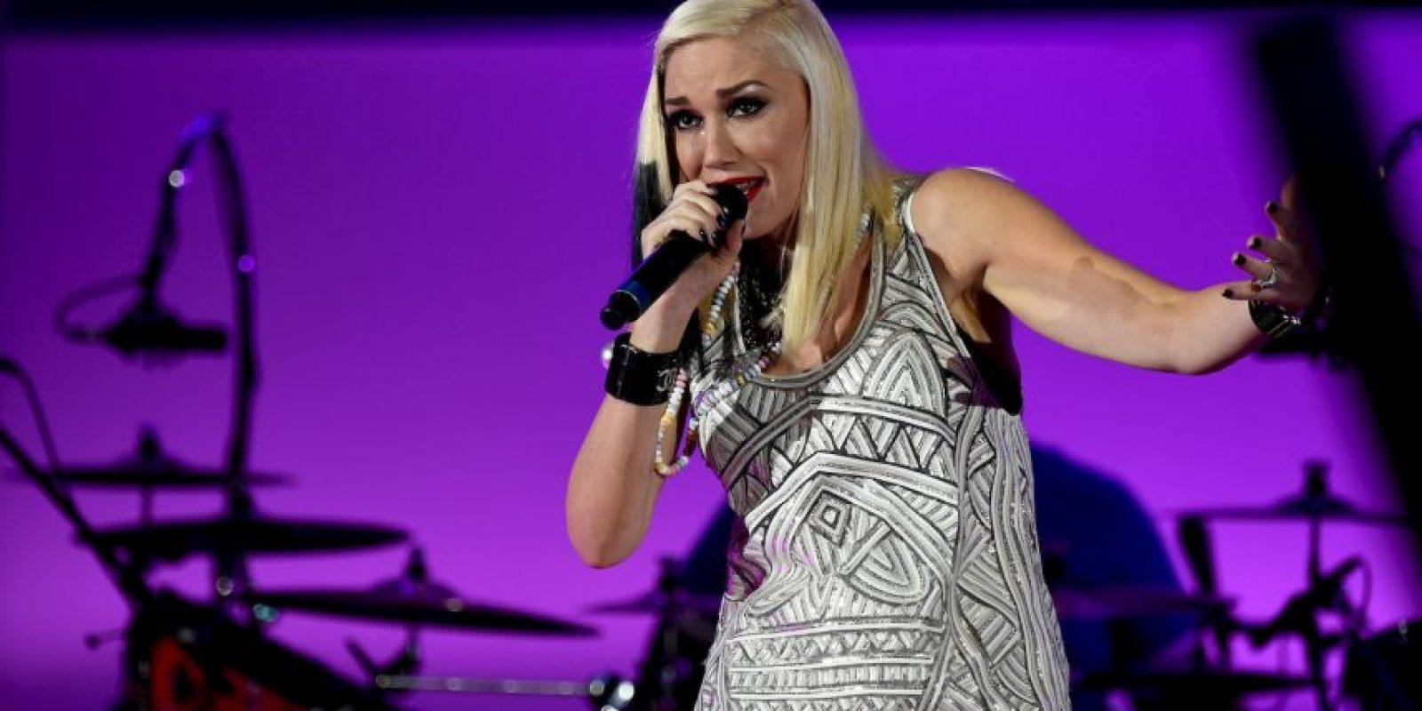 Sigue siendo una diva del pop y volvió con No Doubt, la banda que la hizo famosa Foto:Getty Images