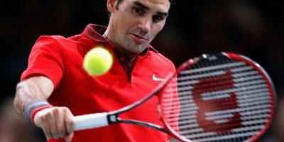 El suizo de 33 años ha ganado todos los torneos de Grand Slam y conquistó la medalla de oro en los Juegos Olímpicos de Beijing 2008 Foto:Getty