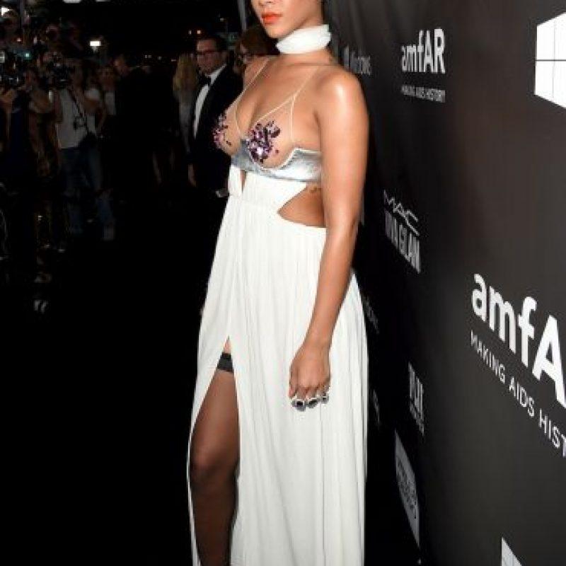 Ahora es ícono de moda y una artista provocadora. Foto:Getty Images