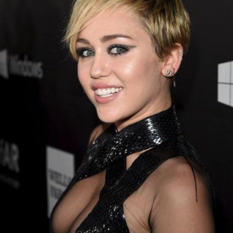 Cyrus ha sexualizado su imagen para romper con su pasado infantil. Foto:Getty Images
