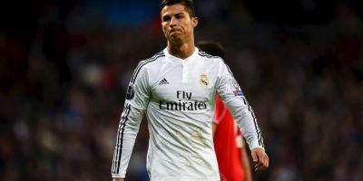 CR7 a sus 29 años es el actual mejor jugador del mundo, según la FIFA Foto:Getty