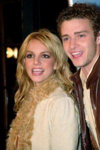 Justin Timberlake, cuando se separó de N'Sync y era novio de Britney Spears, para 2000 Foto:Getty Images