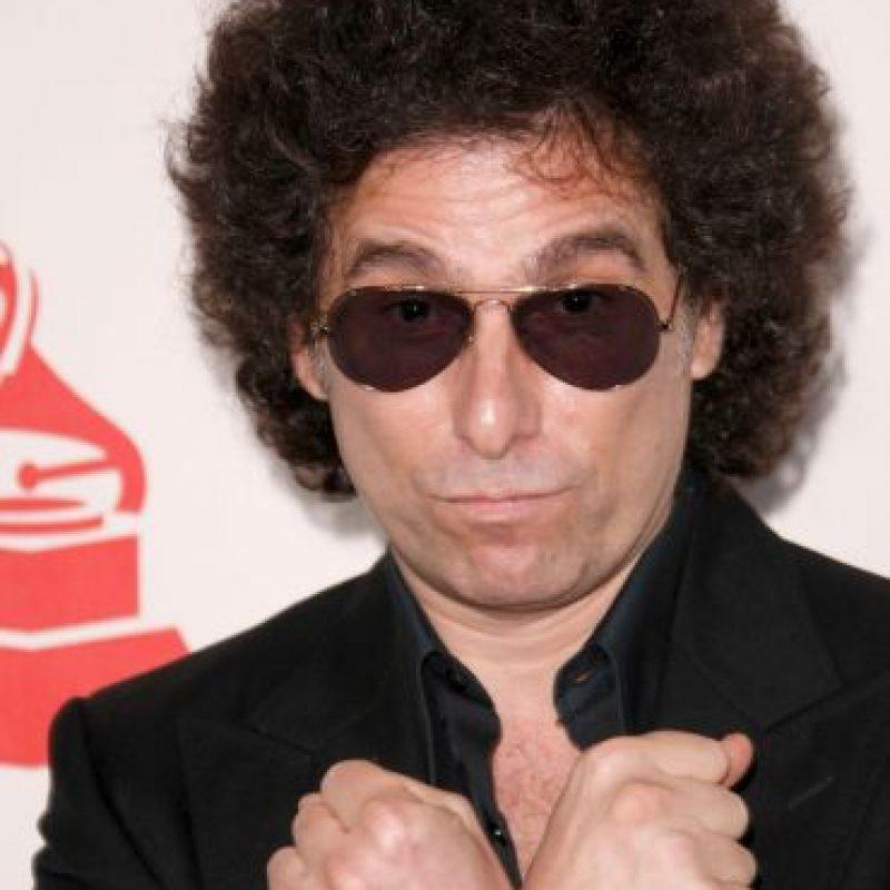 Sigue siendo uno de los grandes del rock en español Foto:Getty Images
