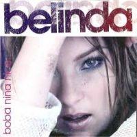 """Belinda siempre destacó en el medio artístico latino. Así estaba al lanzar una de sus primeras producciones. Su primer disco fue """"Belinda"""", lanzado en 2003 Foto:Coveralia"""