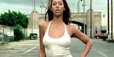 """Beyonce se lanzó como solista en 2003 con su sencillo """"Crazy in Love"""", correspondiente al álbum """"Dangerously in love"""" Foto:Columbia"""