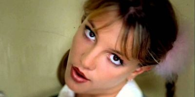 "Britney Spears sorprendía a todos en 1998 con su sencillo ""Hit me baby one more time"", que daba nombre al mismo disco Foto: Jive Records"