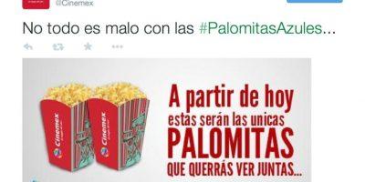 Foto:twitter.com/Cinemex