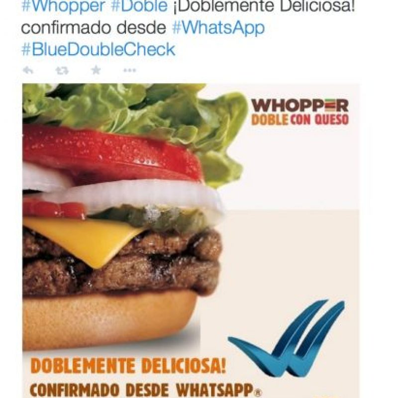 Foto:twitter.com/BurgerKingMX