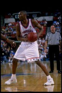Kobe Bryant llegó a la NBA en 1996 Foto:Getty
