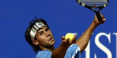 Rafa Nadal ganó el torneo Internacional Series de Mallorca a los 15 años Foto:Getty