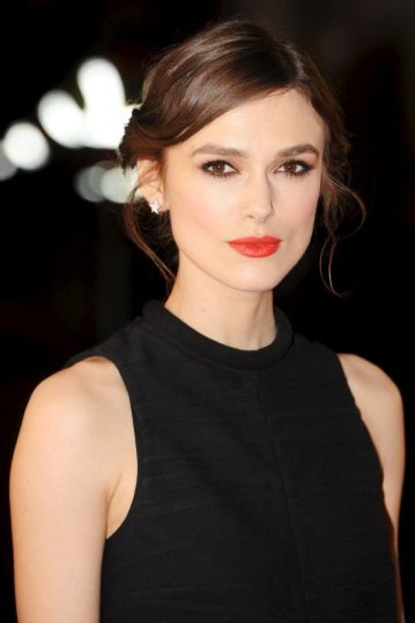 Es una modelo y actriz británica de cine y televisión Foto:Getty Images