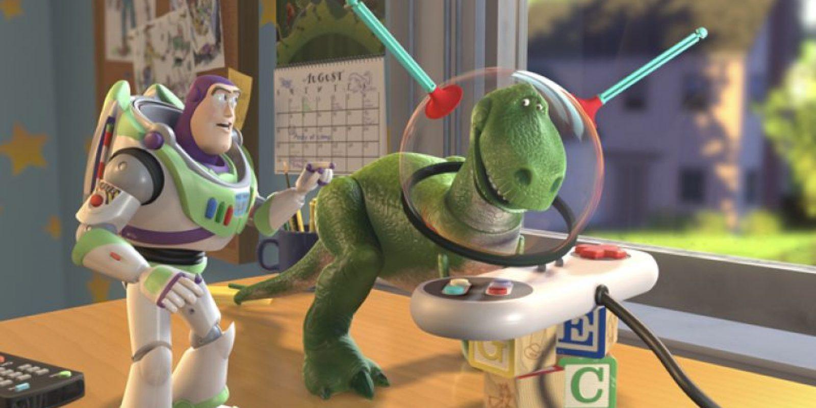 La primera parte fue estrenada en 1995 Foto:Facebook Toy Story