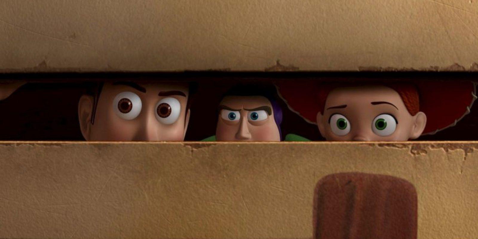Ha marcada a varias generaciones de niños Foto:Facebook Toy Story