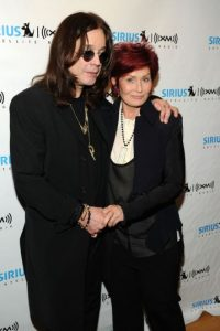 Ozzy Osbourne intentó asesinar a su esposa, Sharon Foto: Getty