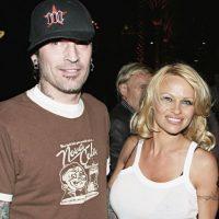 Tommy Lee pasó unos meses en prisión tras confesar que había golpeado a Pamela Anderson Foto:Getty