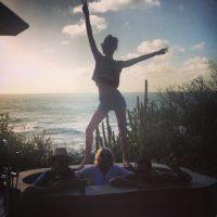 Foto: PoppyDelevingne vía Instagram