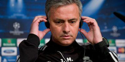 Entrenador José Mourinho Foto:Getty Images
