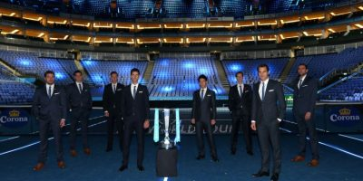 La foto oficial del Masters de Londres. Foto:Getty Images