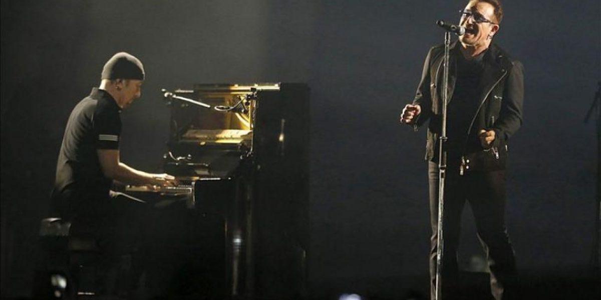 Los roqueros salvan muebles en unos EMAs que premian las carencias de Bieber