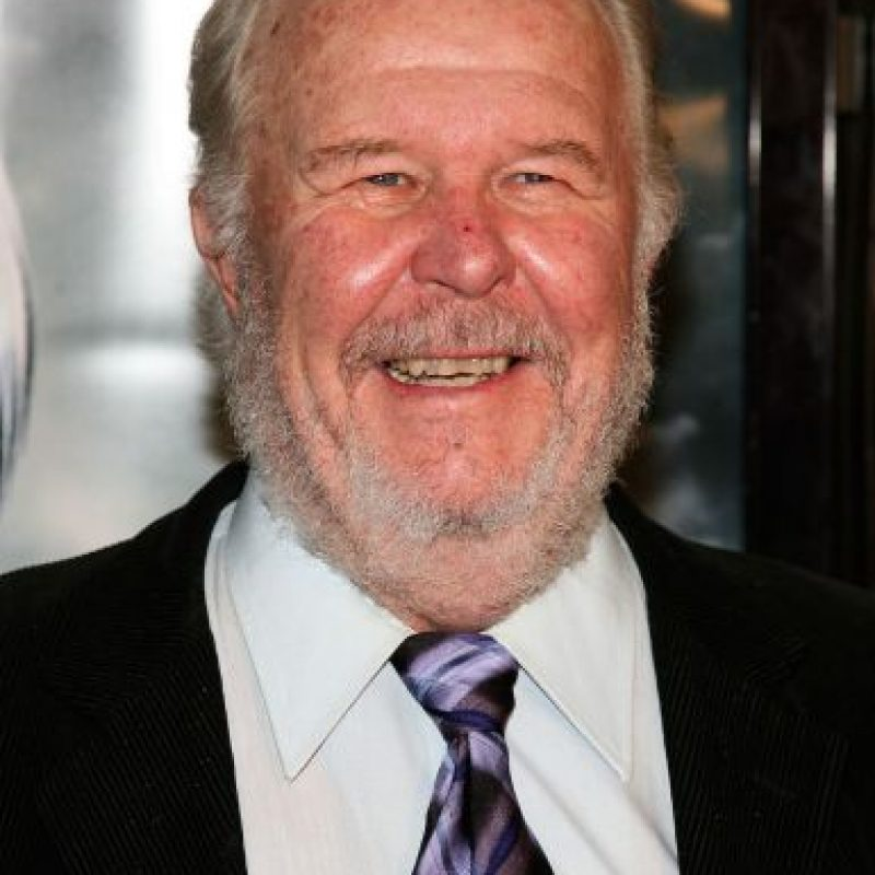 Ned Beatty es la voz del villano oso de peluche que huele a frutas. Foto: Getty Images