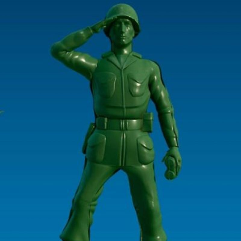 Sergeant (Toy Story 1 a 3) Foto:Pixar/Walt Disney Pictures