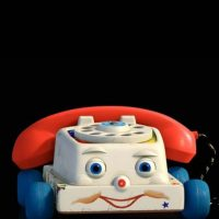 Chatter Telephone (Toy Story 3) Foto: Pixar/Walt Disney Pictures